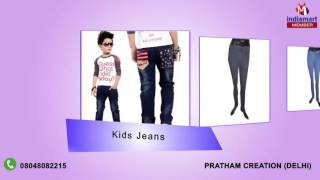 Jeans and Pants By Pratham Creation, Delhi