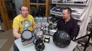 Videocast č. 8 - Světelná technika pro mobilní djs