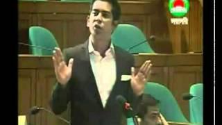 Jatiyo Sangsad --Andalib Rahman Pertha, MP from Bhola