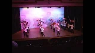 FINAL ARABIC DANCE,ANTRANIG DANCE GROUP,AGBU ALEPPO SYRIA