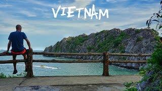 Auf der paradiesischen Insel Cat Ba   Backpacking Vietnam   VLOG #40
