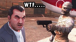 Gangstar Vegas: Is That Real ? The Mummy VS Frank