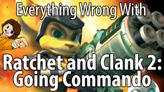 Everything Wrong With Ratchet and Clank 2: Going Commando (Locked and Loaded) - valeforXD