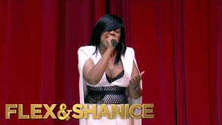 Shanice Performs Her New Song: