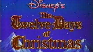 Disney Sing Along Songs - The Twelve Days of Christmas