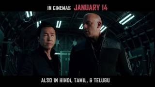Anywhere, anytime, any questions? | xXx: Return of Xander Cage| English