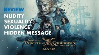 PIRATES OF THE CARIBBEAN ( 2017 ) - Movie Scenes Review