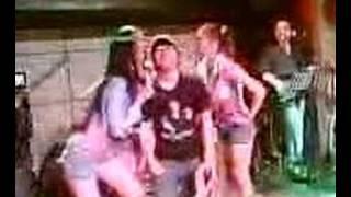 conrad of boy elroy gets kissed by mocha