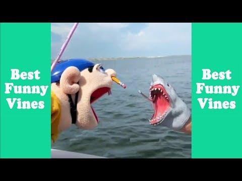 Funny Shark Puppet Compilation 2019 Shark Puppet Clips Best Funny Vines