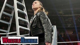 Did Ronda Rousey Just TURN HEEL?! WWE TLC 2018 REVIEW! | WrestleTalk's WrestleRamble
