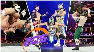 WWE 205 Live Highlights 20th February 2018 HD - WWE 205 Highlights 2/20/18 HD