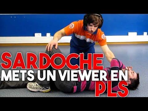 SARDOCHE MET EN PLS UN VIEWER