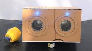 How to make a washing machine