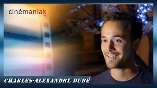 Charles-Alexandre Dubé: Espoir du cinéma québecois 2014