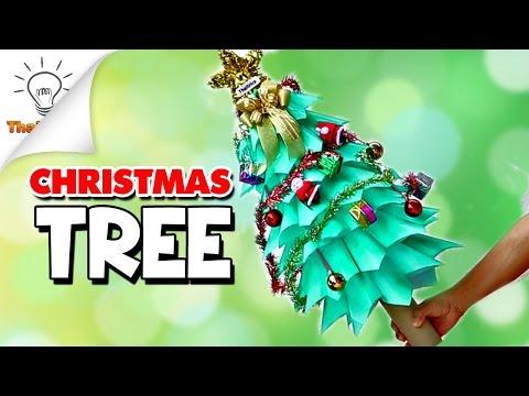 [DIY] Paper Christmas Tree