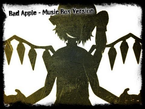 Bad Apple Music Box Version