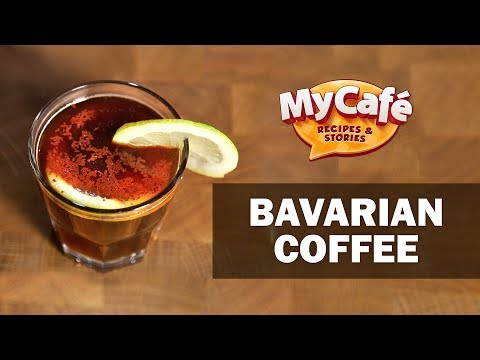 Xxx Mp4 Bavarian Coffee Recipe From My Cafe And JS Barista Training Center 3gp Sex