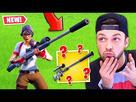 Xxx Mp4 Is The NEW SILENT Sniper In Fortnite GOOD Or BAD 3gp Sex