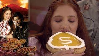 ¡Fernando intenta envenenar a Sofía! |Fuego en la Sangre -Televisa
