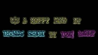 Thomas Rhett - Die a Happy Man (the Remix) ft. Tori Kelly [Lyric Video]