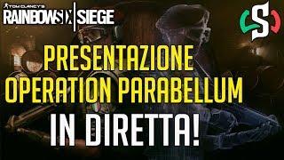 PRESENTAZIONE OPERATION PARABELLUM..... - LIVE STREAM ITA