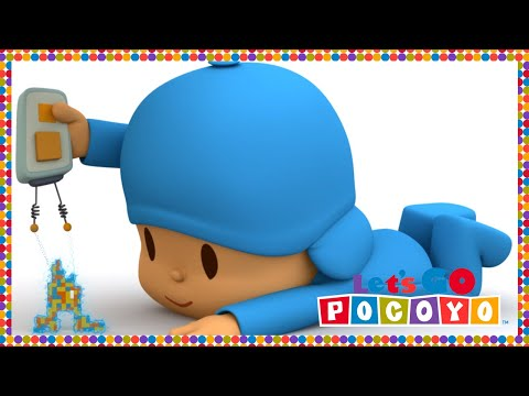 Let s Go Pocoyo Big and Small Episode 34 in HD