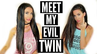 MEET MY EVIL TWIN (STORYTIME)