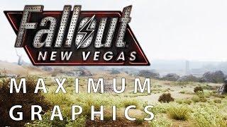 Fallout: New Vegas – Maximum Graphics Mod Overhaul vs. Vanilla Graphics Comparison [FullHD|1080p]