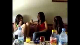 جلسة بنات الخليج واجمل صوت