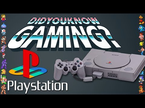 PlayStation Did You Know Gaming Feat. Caddicarus