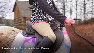 Kavallerie Gel Horse Saddle Pad Review