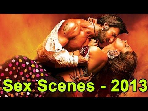 CountDown Special -  Sexiest bedroom scenes of 2013