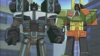 Transformers Robots in Disguise Episode 21-1 (HD)