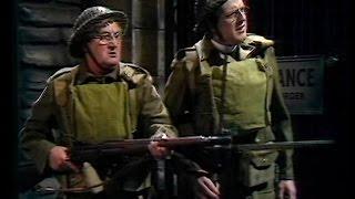 Dad's Army - The Recruit - NL ondertiteld - ... Adolf who?...