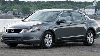 2010 Honda Accord Start Up and Review 2.4 L 4-Cylinder