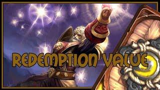 Hearthstone: Redemption value (ramp druid)