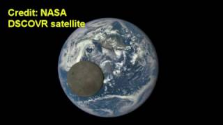 Hoax Bits #1: DSCOVR Moon Rotation