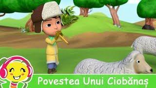 Povestea Unui Ciobanas 🐑 Cantece pentru copii de gradinita