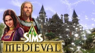 Let's Play: The Sims Medieval - Part 1 - Kingdom Power!