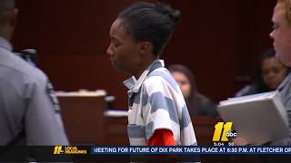 $100K bond for mom charged for video of 1 year old smoking pot