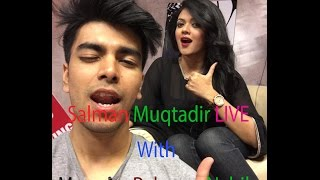 Salman muqtadir live video with Masuma Rahman Nabila || etv live show