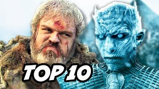 Game Of Thrones Season 7 TOP 10 CRAZY THEORIES