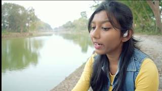 Amar ekla akash cover (আমার একলা আকাশ)  Cover By Dipanwita