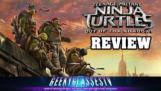 Teenage Mutant Ninja Turtles: Out of the Shadows Movie Review | GGTV REVIEWS