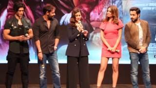 Baadshaho Trailer Launch | Ajay Devgn | Emraan Hashmi | Vidyut Jammwal | Full Uncut