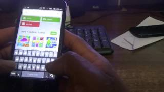 How to setup Google Play Store on Alcatel Onetouch Pixi3 smartphone