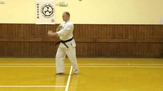 Goju Ryu Karate - Seiyunchin Kata