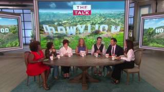 American talk show The Talk on The TSDnetwork