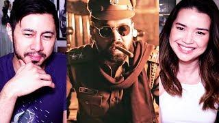 AVANE SRIMANNARAYANA | Rakshit Shetty | Teaser 2 | Reaction by Jaby Koay & Achara Kirk!