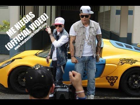 Xxx Mp4 Baby Rasta Y Gringo Me Niegas Official Video 3gp Sex